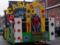 2013 - Casino : Inauguration du char