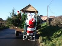 Visite de Père Noël