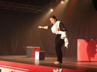 2017 - Lundi 3 juillet : Spectacle « Moi Jeu » d'Antonia de Rendinger